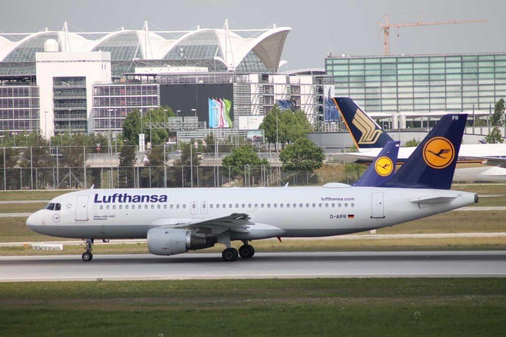 DAIPR Lufthansa