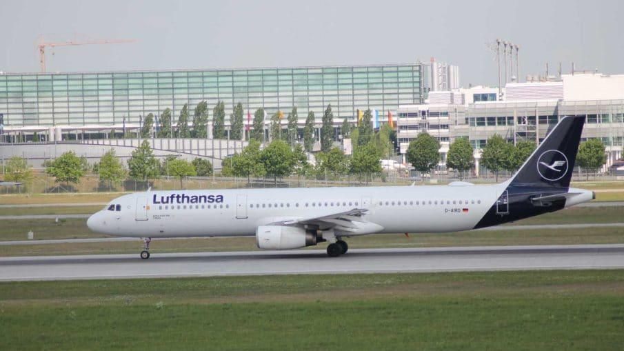 DAIRD Lufthansa